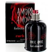 Описание аромата Cacharel Amor Amor Forbidden Kiss